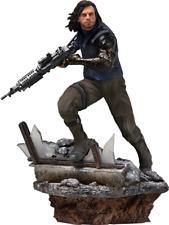 Iron Studios 1 10 hiver Soldat Bucky BDs Art Echelle Statue - Avengers Endgame