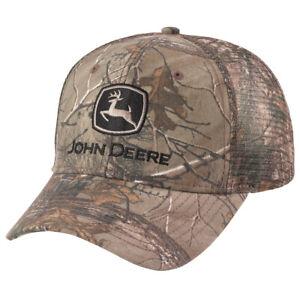 John Deere Full Camo Hat/Cap - LP73683