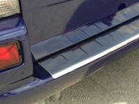 Chrome Bumper Protector Sill Trim Cover To Fit Volkswagen T4 (1998-03)