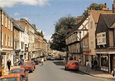 Micklegate Buckle & Son, Fish & Chips, animated commerce, bicycle bike auto cars