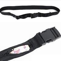 Outdoor Travel Secret Waist Money Belt Bag Hidden Security Safe Pouch Ticket J