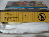 HO Athearn WFCX CB&Q GN Great Northern 57' Mech Reefer 8873 kit # 5477 Goat