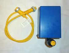 "Asahi Series 83 Electromni Actuator 120in/lbs 115VAC 5 Sec Cycle 1-1/2"" w/ Cable"