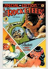 Eclipse Comics THE ROCKETEER Special Edition #1 - VF 1984 Vintage Comic