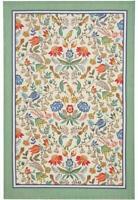 Ulster Weavers tea towel, Arts & Crafts pattern, cotton