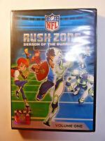 NFL Rush Zone: Season of the Guardians, Vol. 1 DVD football cartoon TV show NEW!