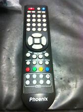 Phoenix STB  Remote Control suit Phoenix JT9000A Set Top Box  or similar