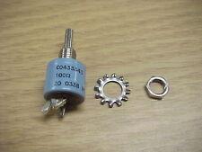 David Clark Headset H10-76 Repair Parts 100 ohm Volume Control  Potentiometer