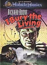 I Bury the Living (DVD, 2001, Midnite Movies) Brand New, Sealed!