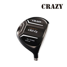 CRAZY GOLF JAPAN ORIGINAL HEAD PARTS CRZ-FW FAIRWAY WOOD 2018c Model