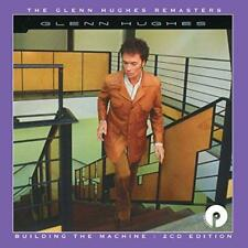 Glenn Hughes - Building The Machine (Remastered & Expanded Edition) (NEW 2CD)