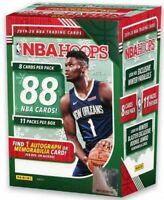 2019-20 Panini NBA Hoops Holiday Winter Blaster Basketball Box ZION? JA MORANT?