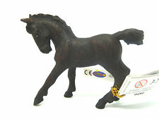 T5) Papo (51502) Puledro friesenfohlen Friese CAVALLO Figure di animali