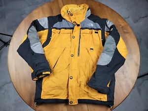Vintage The North Face, Extreme Gear Ski Jacket, Large, Yellow