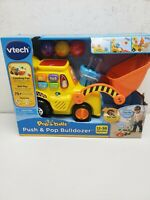 VTech Pop-a-Balls Push & Pop Bulldozer (80-506000) DAMAGED BOX