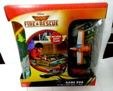Disney Planes fire & rescue includes dusty plane game rug brand new