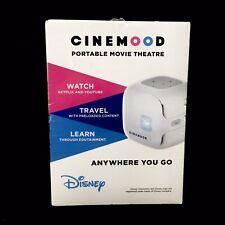 CINEMOOD Portable Movie Theater Storyteller Educational Disney Content Streams