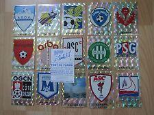 PANINI FOOTBALL 95 - 1995 -   Vente à l'unité d'écussons neufs