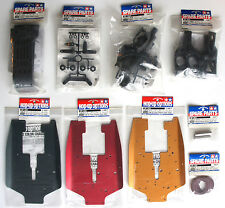 "Tamiya TGM-02  Super Spare & Hop-Up Part Set ""9 pieces"" (Teileset) ""NEW"""