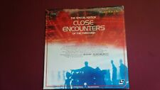 Close Encounters of the Third Kind Laserdisc Movie Laser Videodisc Free Shipping