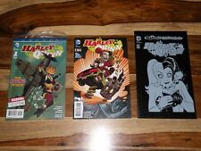 Harley Quinn #1 #8 #23 LOT ~ ANNUAL ~ SEALED ~ VARIANTS ~ HIGH GRADES 9.2 - 9.6
