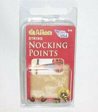 Allen Archery String Nocking Points Package of 5 #540 Bowhunting