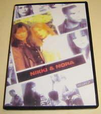 NIKKI & NORA, Rare WB pilot 04 DVD, Lesbian Detectives LIZ VASSEY, CHRISTINA COX