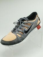 Nike Free 5.0 EXT QS Gingham Pack Shoes Gray/Black/White 626578-001 Men's 12
