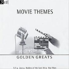 FREE US SHIP. on ANY 2+ CDs! ~Used,Good CD Movie Themes: Movie Themes Soundtrack