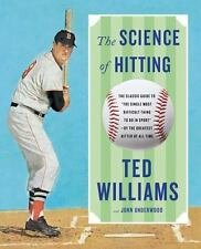 NEW - The Science of Hitting by Ted Williams; John Underwood