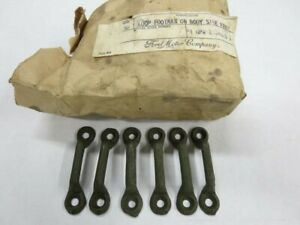 MB GPW Willys Ford WWII Jeep G503 Footman Loops NOS