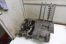 Honda Dream CA77 Touring 305 HM607B. Engine crankcase cases