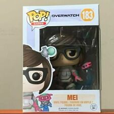🔥SHIPS TDY🔥Funko Pop Overwatch Mei Blizzard🔥Hot Topic Exclusive #183🔥NEW