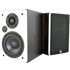 ROTH AUDIO - VA4 ACTIVE SPEAKERS WITH PHONO STAGE - JUST ADD TURNTABLE! - WHITE