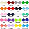 20pcs Baby Girls Bow Headband Hairband Soft Elastic Band Hair Accessories DV LJ