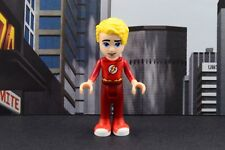 Lego Mini Figure DC Super Hero Girls The Flash Unmasked from Set 41239 New