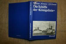 Fachbuch Schiffsmodellbau, Königslinie, Dampfer, Fähre, Sassnitz, DDR 1990