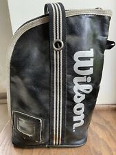 Vintage Wilson A2000 Sports Bag, Glove, Ball, Made in Taiwan