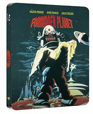 Forbidden Planet - Limited Edition Steelbook (Blu-ray) BRAND NEW!!