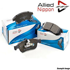 Allied Nippon Rear Brake Pads Set - Honda Jazz 2002-2018 - ADB32146