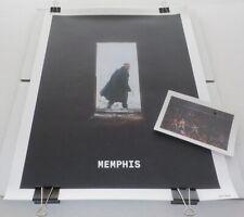 Justin Timberlake Man of the Woods Tour Vip Memphis Poster+Photo Set