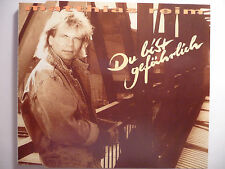 Matthias Reim Du bist gefährlich Verdammt ich lieb Dich Promo Maxi - CD 1995 rar