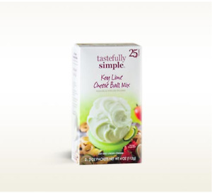 IT's BACK Tastefully Simple Key Lime Cheese Ball Mix - FREE SHIPPING - LTO