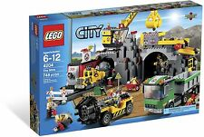 NEW LEGO 4204 CITY The Mine FACTORY SEALED SET *RETIRED* free shipping