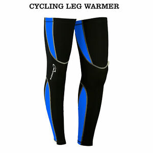 Cycling Leg Warmer Thermal Compression Winter Knee Running Warmers Roubaix New