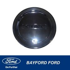 Genuine Ford BA BF Fairlane Fairmont Ghia Centre Cap Full Size Type With Screw