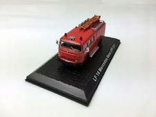 Atlas 1:72 LF 16 Mercedes-Benz LPF 311 Fire Engine Diecast Metal Model