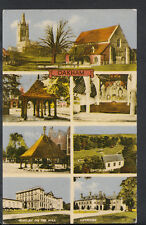 Rutland Postcard - Views of Oakham  1763