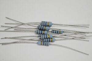 10pk - -10 Ohm(Brown-Black-Black) -1W - 5% Resistors  (R1015)