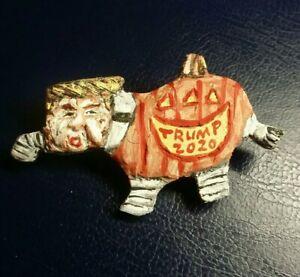"President Donald Trump 2020 Campaign Pin Trump ""Halloween Elephant"" 2020 Pin"